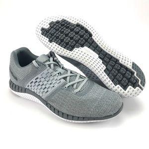 Reebok Men's Zprint Gray Running Shoes Sz 12
